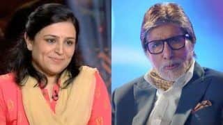 Kaun Banega Crorepati 10: Binita Jain Wins Rs 25 Lakh, Will Face Rs 7 Crore Question Tomorrow