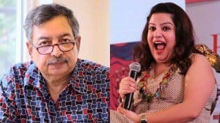 Journalist Vinod Dua, Father of Mallika Dua, Accused of Sexual Harassment by a Filmmaker