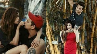 Prince Narula And Yuvika Chaudhary Share Goofy Pictures From Their Pre-Wedding Photoshoot