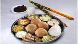 Navratri Diet Plan: नवरात्रि व्रत के लिए देखें डाइट चार्ट, दिन भर रहेगी एनर्जी...