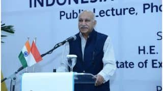#MeToo: MJ Akbar Breaks Silence on Rape Charges by US-based Journalist, Says Their Relationship Was Consensual