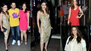 Soha Ali Khan Birthday Party Pics: Kunal Kemmu, Karan Johar, Neha Dhupia And Others Have a Ball