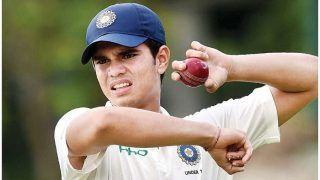 गेंद से कमाल दिखाने के बावजूद अर्जुन तेंदुलकर खुश नहीं, ये है वजह