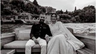 Sonam Kapoor And Anand Ahuja Celebrate Their First Karva Chauth, See Pictures