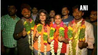 हैदराबाद यूनिवर्सिटी छात्रसंघ चुनाव में एबीवीपी ने सभी सीटों पर किया कब्जा