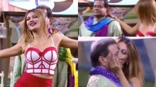 Bigg Boss 12 Gossip: Jasleen Matharu's Sexy Pole Dance on Anup Jalota Beats Sunny Leone's Pole Dance From Season 5