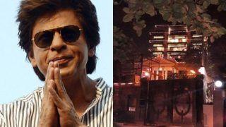 Shah Rukh Khan's Birthday Preparation Begins, Mannat Gets all Decked up, See Pics