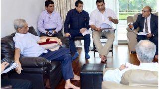 हाईकोर्ट ने मुख्य सचिव से मुख्यमंत्री मनोहर पर्रिकर की सेहत पर हलफनामा दायर करने को कहा