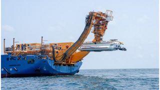 नौसेना की क्षमता बढ़ी, DSRV ने 300 फीट गहरे पानी में तैरती पनडुब्बी से लोगों को बचाया