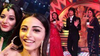 Bhojpuri Sizzler And Nazar Fame Monalisa Enjoys With TV Celebs at Star Parivaar Awards, See Pics