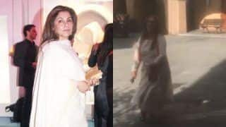 Dimple Kapadia Dances Like a Kid to a Song From Bobby in Italy And it is The Best Thing on Internet, Watch