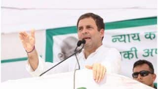 Rahul Gandhi's Temple Run to Continue in Poll-bound Madhya Pradesh on Monday