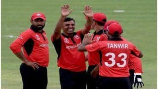 एशिया कप में भारत के खिलाफ खेलने वाले हांगकांग के स्पिनर पर मैैच फिक्सिंग का आरोप