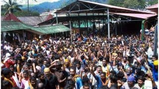 Sabarimala Row: Security Beefed up as Women of 'Banned' Age Group Plan to Enter Temple on Last Day of 'Darshan'