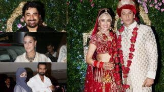 Prince Narula And Yuvika Chaudhary's Big-Fat Punjabi Wedding Videos Will Brighten up Your Day; Watch Videos