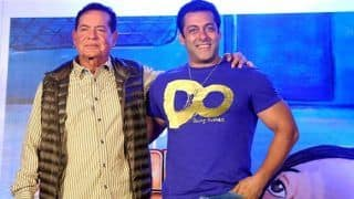 As Salman Khan Stays Silent, His Father Salim Khan Speaks up on MeToo; Read Tweet