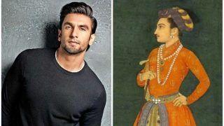 खिलजी के बाद अब इस फिल्म में दारा शिकोह का किरदार निभाएंगे रणवीर सिंह