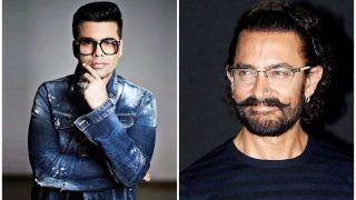 करण जौहर से अकेले में 'पर्सनल बात' करते दिखेंगे आमिर खान, क्या है वजह?