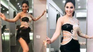 Bigg Boss 11 Finalist Hina Khan Aka Komolika of Kasautii Zindagii Kay Shakes Her Sexy Kamariya Before Performing at Star Parivaar Awards, Watch