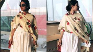 Bigg Boss 11 Finalist Hina Khan Aka Komolika of Kasautii Zindagii Kay Redefines Style in White Suit, See Pics