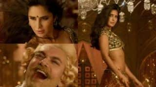 Thugs of Hindostan Suraiyya Song Teaser Out: Katrina Kaif's Hot Dance Moves Make Aamir Khan go Week in Knees, Watch