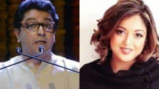 Defamation Case Filed Against Tanushree Dutta For Her Comments About Maharashtra Navnirman Sena Chief Raj Thackeray