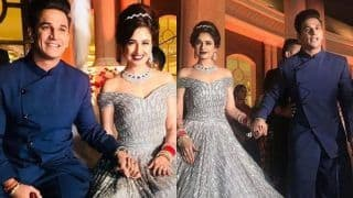 Prince Narula And Yuvika Chaudhary's Wedding Reception Will Take You Through a Fairy-Tale Journey; Watch