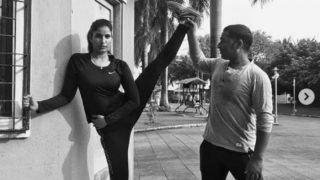 Video: भोजपुरी एक्ट्रेस ही नहीं Fitness का Powerhouse है पूनम दुबे, ये वीडियो है इस बात का प्रूफ