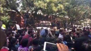 कॉलेज में 'भारत माता की जय' बोलने पर छात्रों पर हमला, चार घायल
