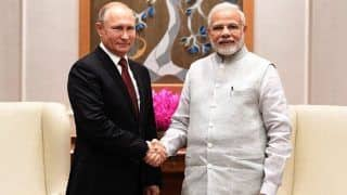 Vladimir Putin's India Visit: Russian President Meets PM Modi, New Delhi Set to go Ahead With S-400 Missile Deal