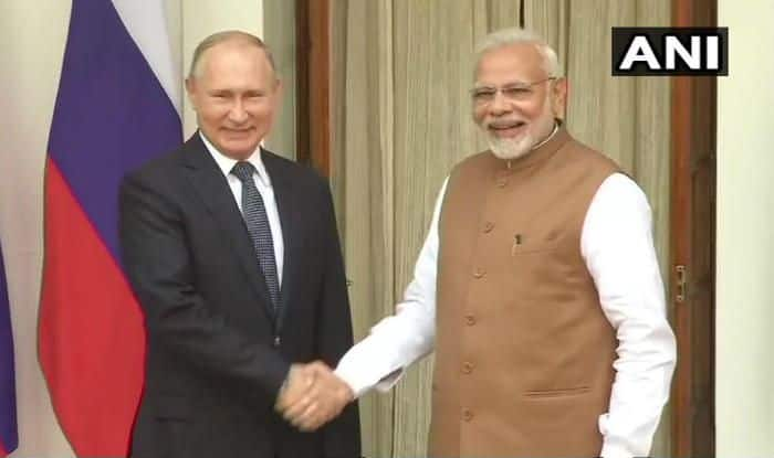 PM Modi Gets Russia's Highest State Decoration, Order of St Andrew