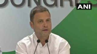 'Modi is a Corrupt Person': Rahul Gandhi Takes on PM Over French Media Report on Rafale Deal