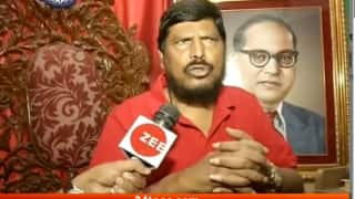 Rs 15 Lakh in Each Bank Account Will Come Slowly, RBI Delaying Process: Union Minister Ramdas Athawale