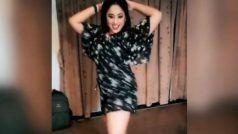 भोजपुरी एक्ट्रेस Rani Chatterjee ने 'पानी-पानी' गाने पर किया बोल्ड डांस, फैंस बोले- 'उफ तेरी अदा'