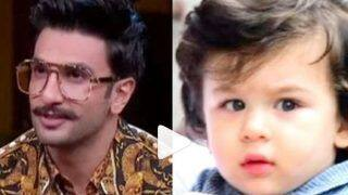 Koffee With Karan: तैमूर अली खान के 'पापा' बनना चाहते हैं रणवीर सिंह,  चाहते हैं वही बुढ़ापे का सहारा बने
