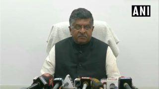 थरूर ने भगवान शिव का अपमान किया, राहुल गांधी हिंदुओं से माफी मांगें: केंद्रीय मंत्री प्रसाद