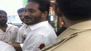 Jaganmohan Reddy Refuses to Record Statement With Andhra Police Over His Attack, Says he Has no Trust in Them