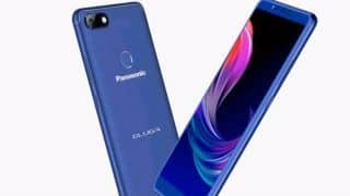 Panasonic का 'बिग व्यू' डिस्पले वाला स्मार्टफोन लॉन्च, 11 अक्टूबर से होगी सेल शुरू