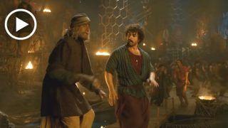 Thugs Of Hindostan: पहला गाना रिलीज, पहली बार साथ नाचे आमिर-अमिताभ