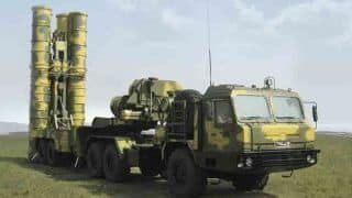 S-400 Air Defence Missile Systems Will be Delivered to India Within 18-19 Months: Russia