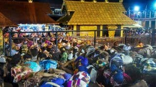 Sabarimala Turns Into Fortress as Temple Gates Open on Monday; Over 2,000 Cops Deployed, Sec 144 Imposed