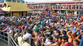 Sabarimala Temple Row: Supreme Court to Hear Review Petitions on November 13
