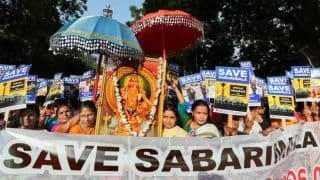 Sabarimala Temple to Open Today: Kerala on Edge as Talks Fail, Women Pilgrims Stopped From Going to Shrine