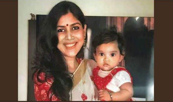 'Dangal' actress Sakshi Tanwar adopts baby girl Dityaa; see first picture