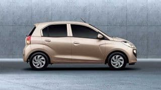 Hyundai Santro Makes a Comeback: New Car to be Unveiled in Delhi on October 23