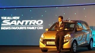 New 2018 Hyundai Santro Launched in India: Prices, Features And More Here