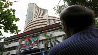 Sensex Falls For Ninth Straight Session, Ends 146 Points Lower