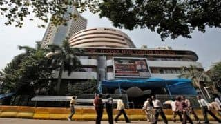 Sensex Manages 6th Straight Rise as Rupee Goes up Sharply
