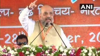 Telangana Assembly Election 2018: While PM Narendra Modi is Building 'Make in India', Mahagathbandhan is Busy in 'Breaking India', Says Amit Shah