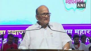 Lok Sabha Elections 2019: 'BJP Govt a National Calamity,' Says Sharad Pawar as NCP, Cong Reach Out to Left